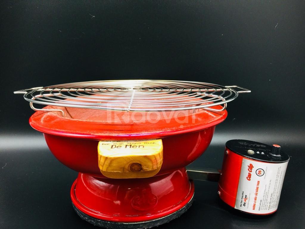 Top 1 bếp nướng than ưa chuộng khi đi du lịch