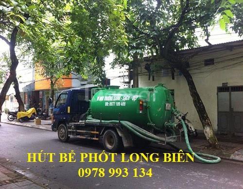 Thông tắc - hút bể phốt giá rẻ - uy tín tại Quận Long Biên (ảnh 5)