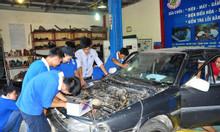 Khóa học sửa chữa ô tô 6 tháng, 8 tháng và 12 tháng