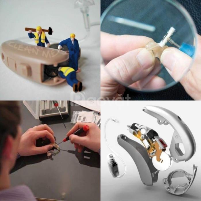 Dịch vụ tại nhà đo thử máy và hiệu chỉnh máy trợ thính