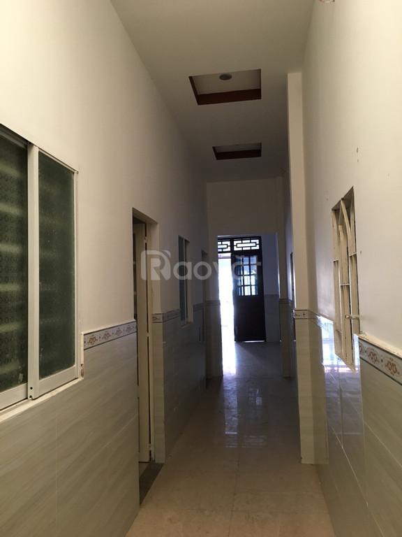 Bán nhà giá rẻ mặt tiền Thạnh Xuân Q12, thổ cư 100m2, SHR (ảnh 4)