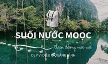 Du lịch Động Thiên Đường - suối nước Mooc hè 2018