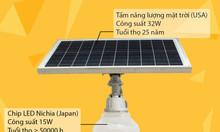 5 Lý do nên chọn đèn Led năng lượng mặt trời 15W