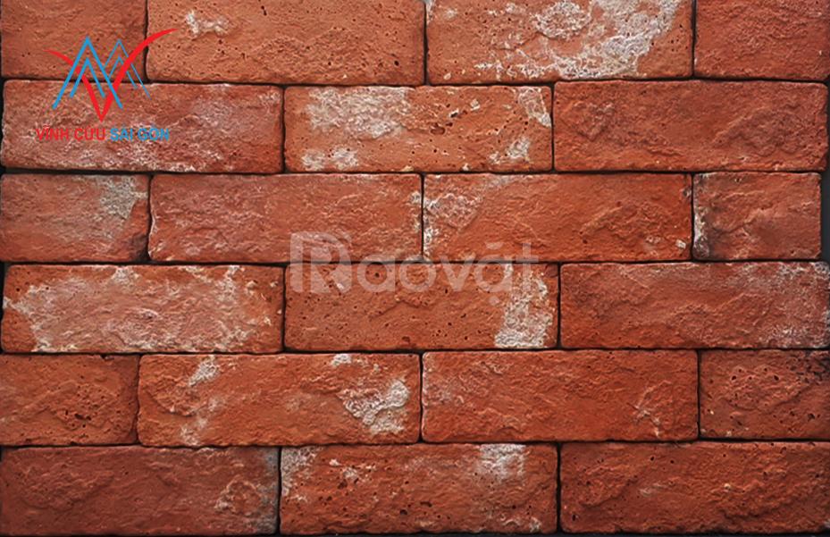 Báo giá gạch cổ ốp tường trang trí nội thất đẹp