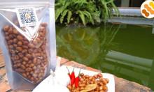 Đậu phộng rang tỏi ớt quận 2 - đậu phộng tỏi ớt