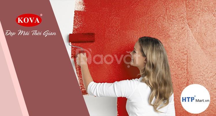 Nhà phân phối sơn Kova giá rẻ cho công trình tại Đồng Tháp