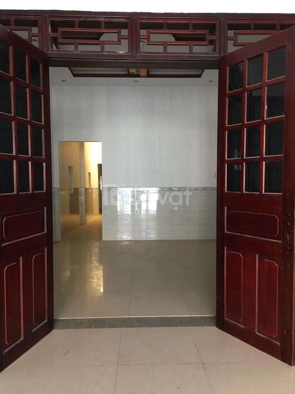 Bán nhà giá rẻ mặt tiền Thạnh Xuân Q12, thổ cư 100m2, SHR (ảnh 5)