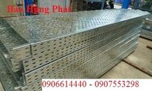 Sản xuất các loại máng cáp - thang cáp inox tại quận 6