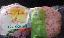Pate gan, khoai tây, xúc xích: Nguyên liệu làm bò né