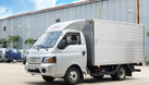 Xe tải hyundai jac 990kg (ảnh 5)
