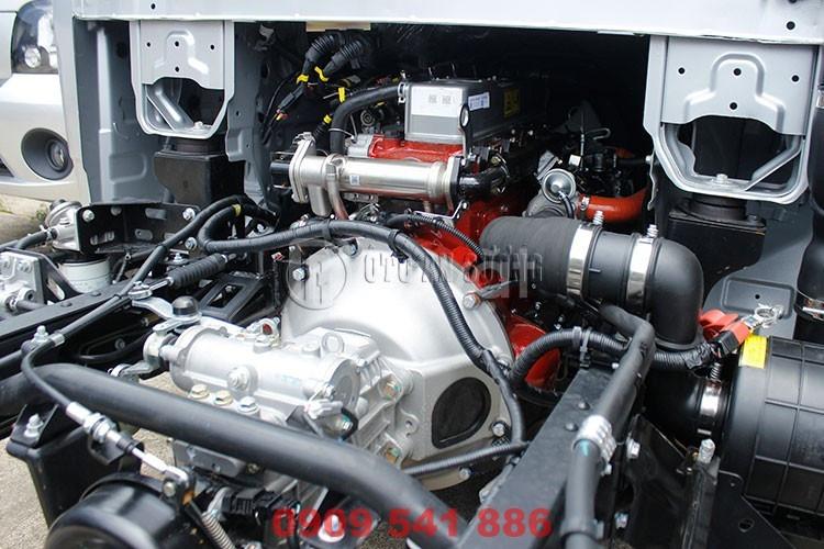 Xe tải hyundai jac 990kg (ảnh 3)