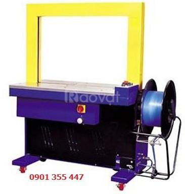 Máy quấn đai thùng tự động giá rẻ tại Tiền Giang