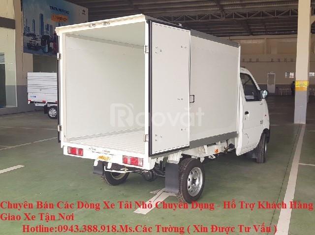 Bán xe tải Veam Star thùng kín 700kg-800kg (ảnh 5)
