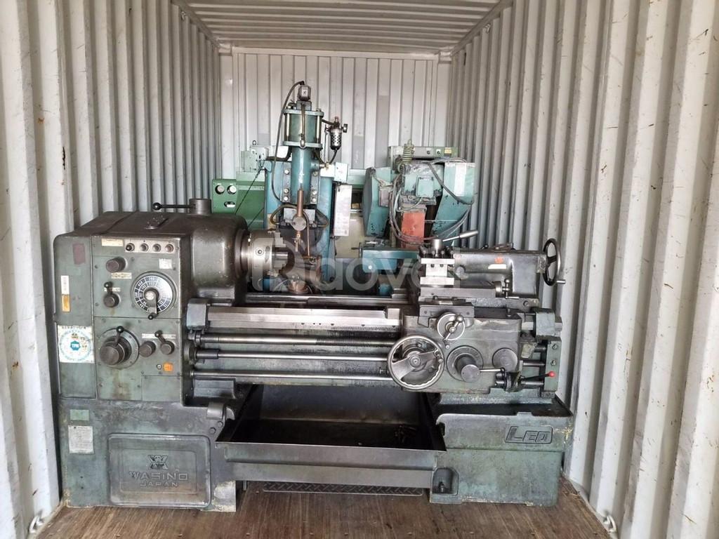 Công ty Trường Hải thanh lý lô hàng máy móc công cụ đã qua sử dụng