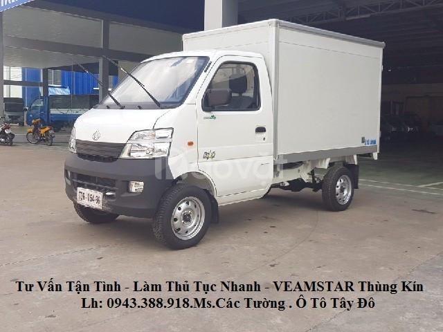 Bán xe tải Veam Star thùng kín - Hỗ trợ trả góp đến 80% (ảnh 1)