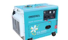 Mua máy phát điện Oshima os-8500 giá rẻ Bắc Ninh, Hưng Yên