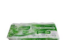 Giấy vệ sinh cuộn lớn, giấy vệ sinh miền tây