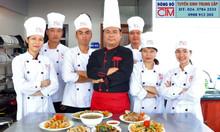 Mở lớp dạy nấu ăn chuyên nghiệp - đầu bếp Việt