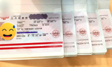 Visa Trung, Hàn, Nhật