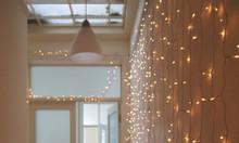 Đèn led rèm - đèn trang trí shop - 245k