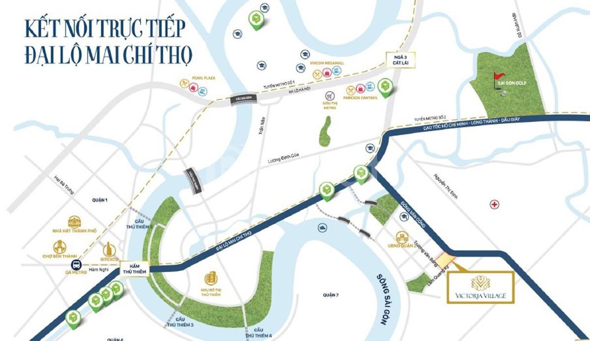 Q2 mở bán Victoria Village, phố Châu Âu, chỉ 1.1 tỷ sở hữu ngay (ảnh 6)