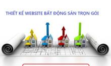Tặng tên miền quốc tế khi đăng ký gói thiết kế website bất động sản