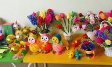 Lớp học handmade dành riêng cho các bạn nhỏ trong tháng 8 này