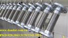 Xin giá ống mềm nối bích, khớp nối mềm giảm chấn (bích sắt 20K) (ảnh 1)