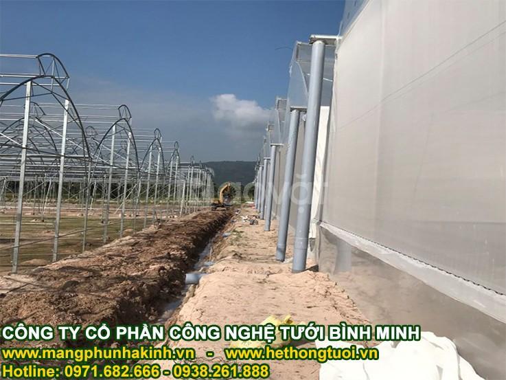 Nhà lưới nông nghiệp, mô hình nhà lưới nông nghiệp, nhà lưới