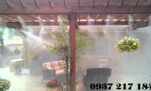 Chuyên lắp máy phun sương quận 6 TPHCM