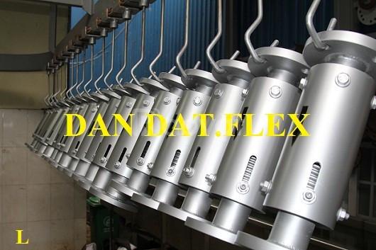 Xin giá ống mềm nối bích, khớp nối mềm giảm chấn (bích sắt 20K) (ảnh 7)