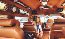 Xe GreenLion Limousine Hanoi - Sapa, Hanoi - Halong