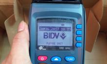 Lắp đặt máy quẹt thẻ POS BIDV