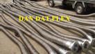 Xin giá ống mềm nối bích, khớp nối mềm giảm chấn (bích sắt 20K) (ảnh 6)