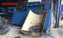 Máy uốn, cắt, duỗi bẻ đai sắt tự động màn hình cảm ứng