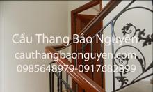 Banstay vịn và con tiện gỗ lim Ghana tại Hà Nội