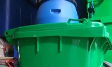 Thùng rác 240L, thùng rác trong bệnh viện