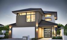 Xây dựng nhà phố, biệt thự đẹp ở Bình Dương