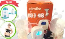 Máy hút sữa Cimilre F1 hút đôi có pin sạc