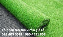 Cỏ tai chuột, cỏ nhân tạo trang trí nội ngoại thất giá rẻ