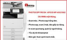 Dịch vụ cho thuê máy photocopy giá rẻ tại quận Tân Bình