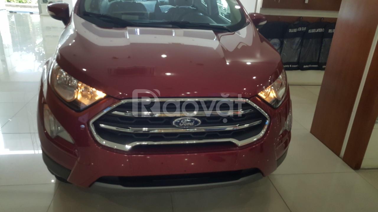 Ford Ecosport 2018, sở hữu ngay chỉ với 150tr đồng (ảnh 2)