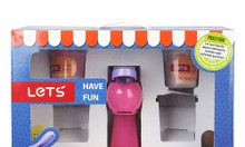 Đồ chơi bột nặn Lets máy làm kem đa năng L8420
