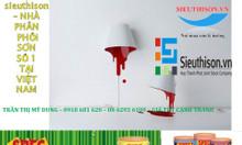 Cửa hàng pha màu sơn nước Spec Easy wash chính hãng tại Sài Gòn