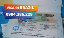 Dịch vụ làm visa đi Brazil tại quận Hà Đông Hà Nội nhanh rẻ