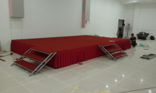 Cung cấp sàn sân khấu lắp ghép di động với giá tốt