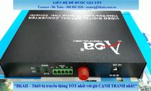 Thiết bị chuyển đổi video sang quang - 4 Kênh video - AOV-4V - BKAII