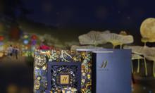 Hộp bánh quà tặng trung thu Trăng Vàng Phú Quý