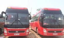 Cho thuê xe từ 4 đến 45 chỗ tại Vĩnh Phúc