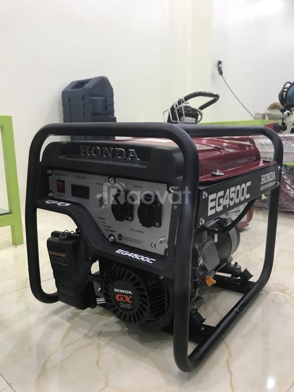 Máy phát điện Honda EG4500